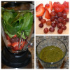 Clean Out the Fridge Green Smoothies