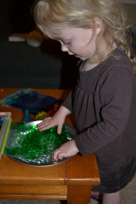 water beads gel bags
