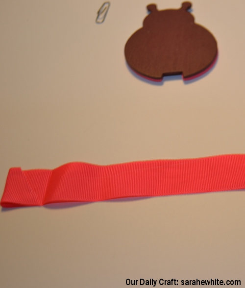 glue edge ribbon