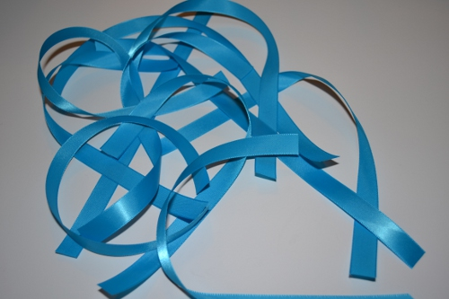 cut ribbons