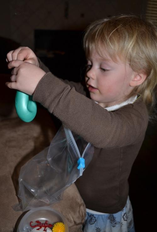sensory wacky ballon