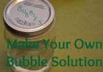 making buble solution