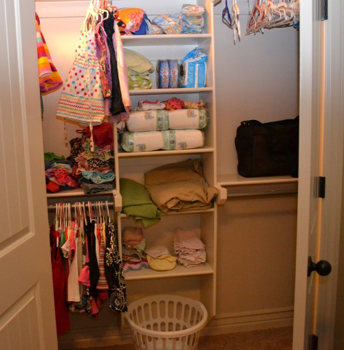 How to Clean a Child's Closet