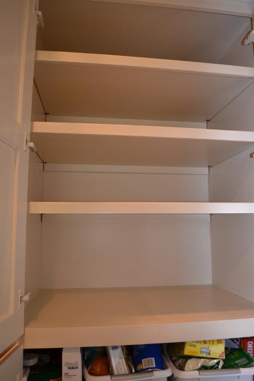 empty pantry