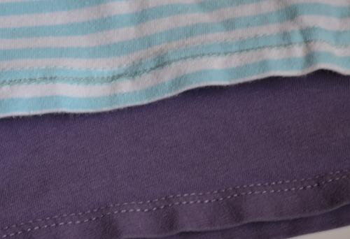 lengthened tshirt