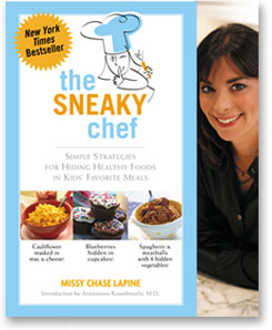 sneaky chef book