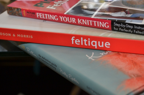 felting book giveaway