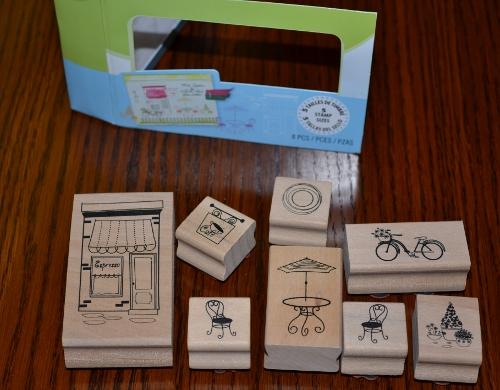 inkadinkadoo rubber stamps