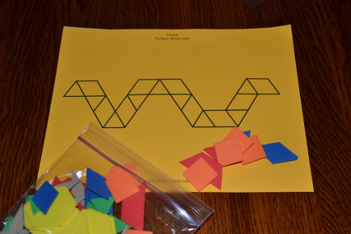 shape puzzle busy box