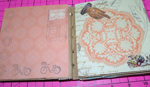 smash journal stamping