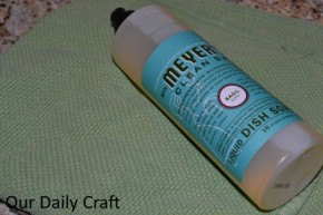 mrs meyers dish soap review