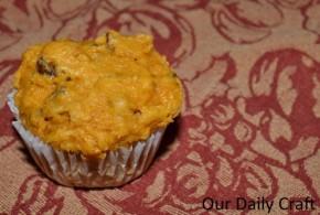 pumpkin cupcake muffin