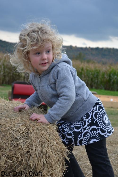 climbing hay