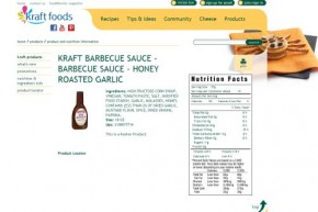 honey garlic bbq sauce