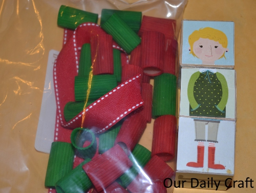 Crafting Holiday Goodies
