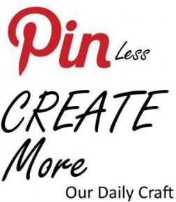 pin less create more