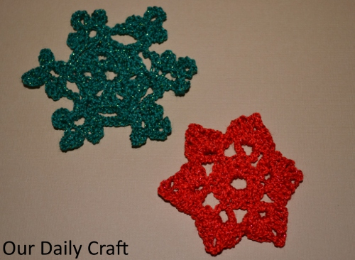 Crocheting Snowflakes for Christmas, and So Can You