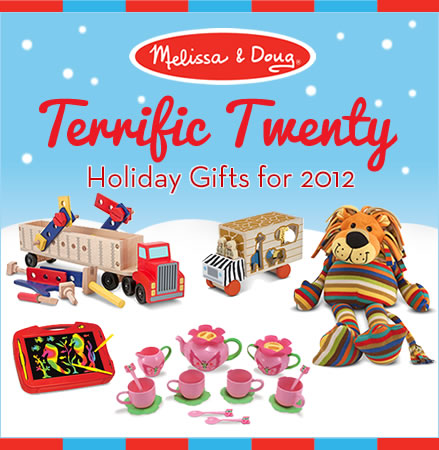 terrific 20 melissa & doug