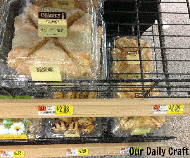 turnovers bakery walmart
