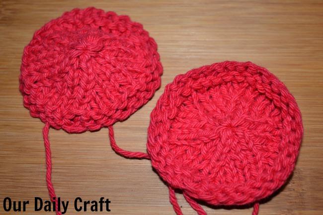 knit disks