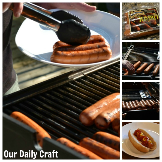 Celebrate Summer with Petit Jean Jumbo Grillers