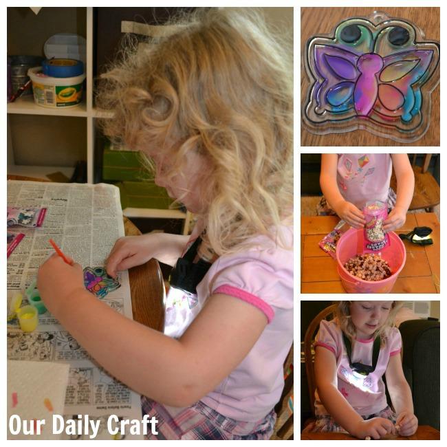 crafty treasure hunt