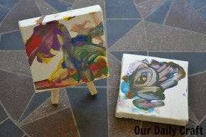 fathers day paintings