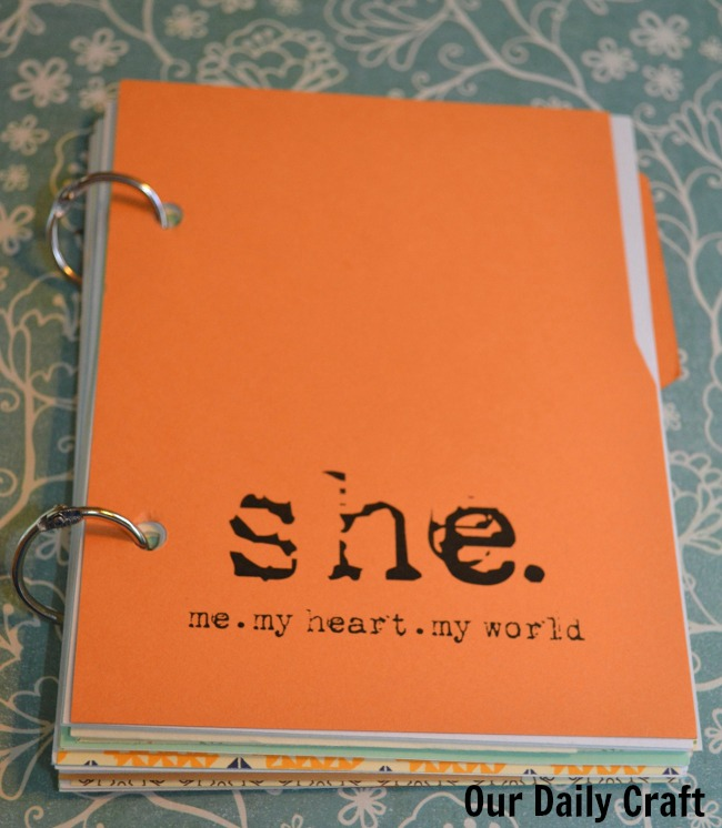 she journal gadanke