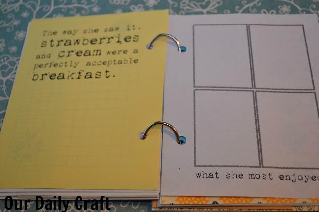 doodle spots gadanke journal