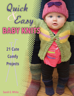 quick and cozy baby knits