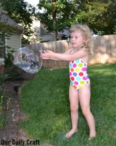 big bubble solution