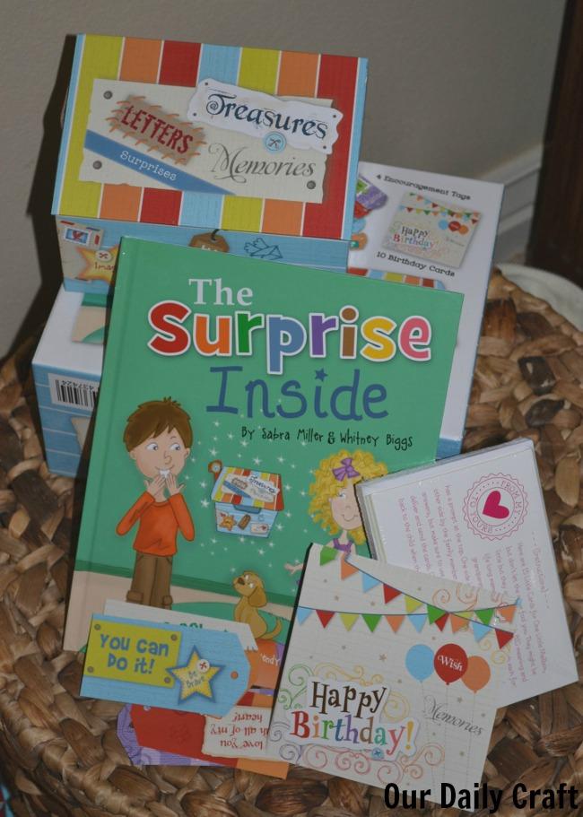mailbox gift box