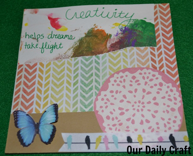 creativity card