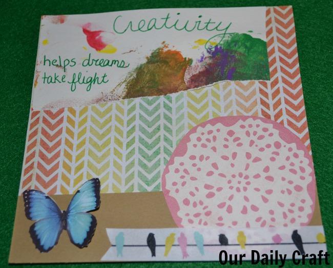 creativity card