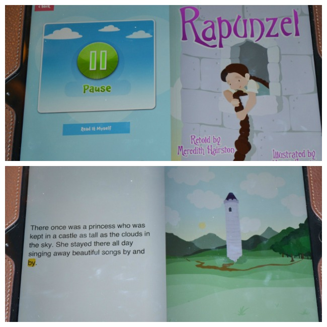 rapunzel ebook
