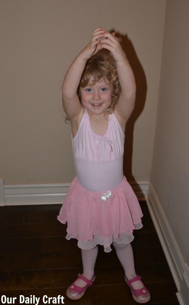 home ballerina