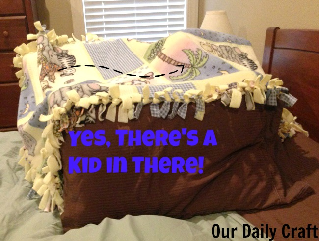 Dear Bed, I Miss You {A NickMom Moment}