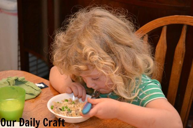 toddler taste test