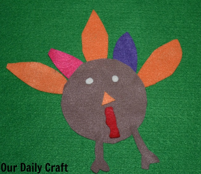 Fun Fall Felt Projects for Kids