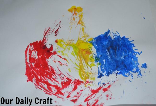 printmaking gel paint