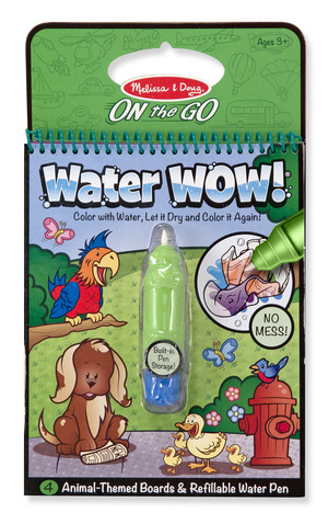water wow melissa doug