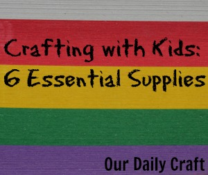 kids craft supplies