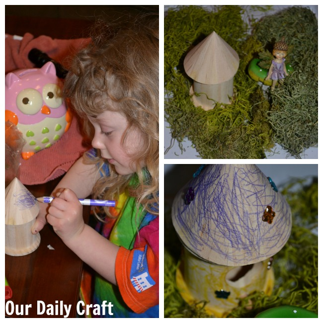fairy garden house decorations