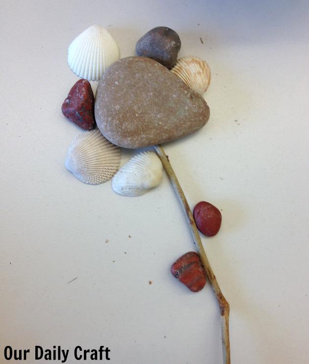stick rock flower