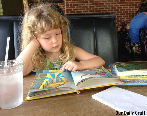 How to Raise a Smart Kid, Part One: Read a Lot