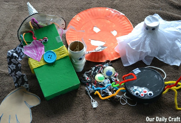 halloween craft projects kids