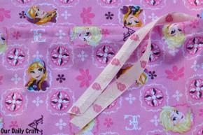 ribbon in bag drawstring