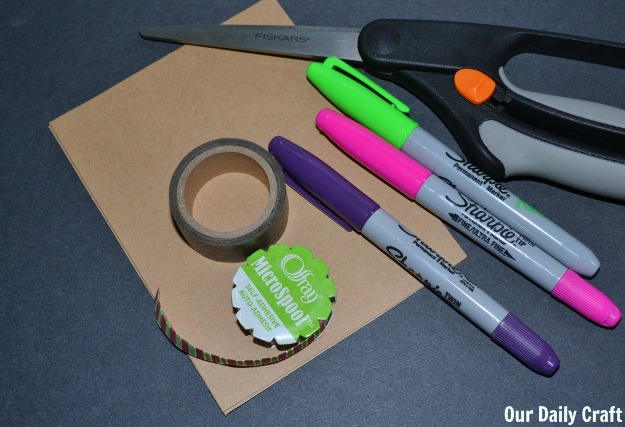 card making supplies