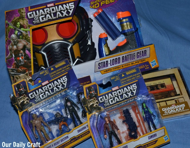 guardians of the galaxy toys