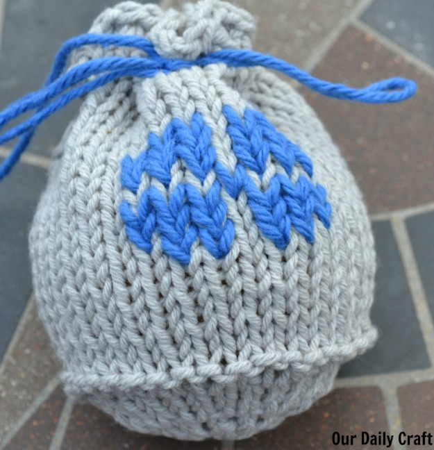 apple cozy knitting pattern